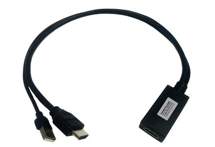 HDMI 2.0 Repeater Dongle (Booster)